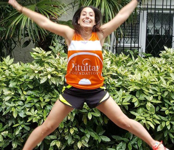 Jenny Raymond Richmond Half Marathon